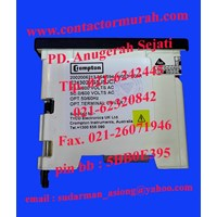 Distributor Crompton tipe E24302VGSJSJC7 voltmeter 600V 3