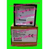 Distributor Crompton E24341SGRNAJAJ Hz meter 220V 3