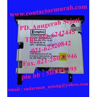 Distributor Crompton tipe E24341SGRNAJAJ Hz meter 220V 3