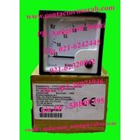 Crompton tipe E24341SGRNAJAJ Hz meter 220V 1