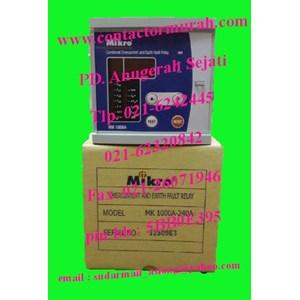 OCR Mikro tipe MK1000A-240A 5A