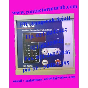 Mikro OCR MK1000A-240A 5A