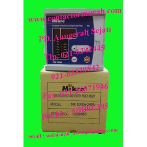Mikro OCR tipe MK1000A-240A 5A