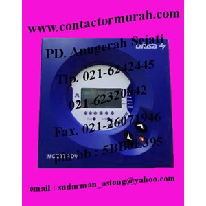 PF regulator tipe MCE-6 ADV Lifasa 400V