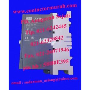 kontaktor magnetik ABB tipe AX150-30