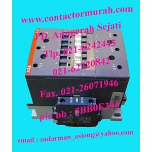 kontaktor magnetik tipe AX150-30 190A ABB