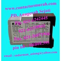 Jual timer tipe ETR4-69-A Eaton 3A 2