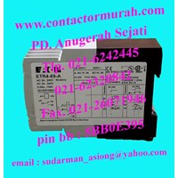 Jual tipe ETR4-69-A timer Eaton 3A 2