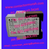 Eaton timer tipe ETR4-70-A 3A 1