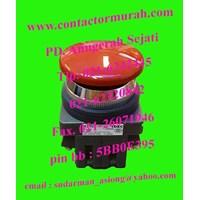 push button Idec ABN311R 10A