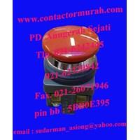 push button ABN311R Idec 10A