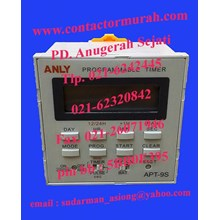 programmable timer 5A tipe APT-9S Anly