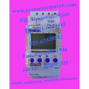 From timer theben type TR610 10A 2