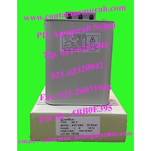 Dari tipe RF-T power kapasitor shizuki 15Kvar 3