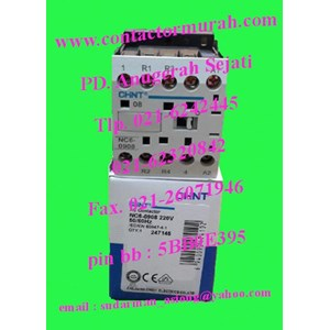 From chint AC contactor NC6 3