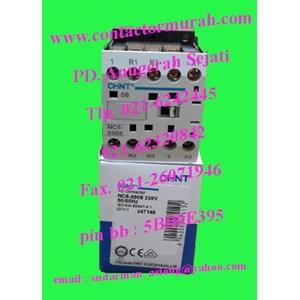 Dari AC kontaktor tipe NC6 20A chint 1