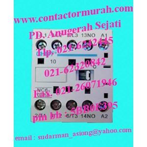 Dari AC kontaktor tipe NC6 20A chint 2