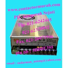 MW tipe NES-350-24 power supply