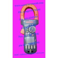 clamp meter tipe DCM2000DR 2000A sanwa