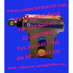 tipe XY2CE2A297 e-stop rope pull switch telemecanique 230V