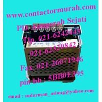 Jual power supply omron tipe S8JX-G01524CD 24VDC 2