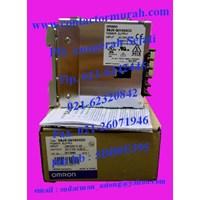 power supply tipe S8JX-G01524CD omron 24VDC 1
