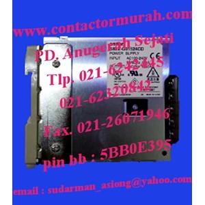 omron tipe S8JX-G01524CD power supply 24VDC