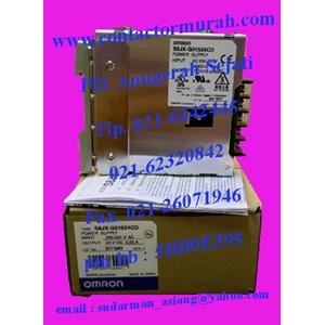 tipe S8JX-G01524CD omron power supply 24VDC