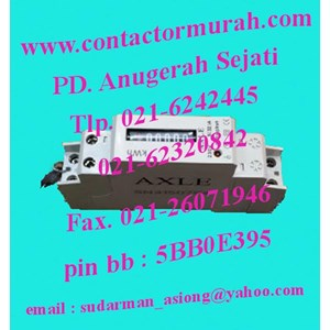 AXW-1P-18M axle kwh meter