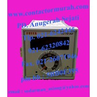 Distributor fotek temperatur kontrol tipe TC72-AD-R4 220V 3