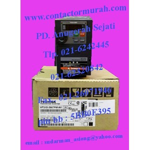 inverter tipe VFS-15 toshiba 0.75kW