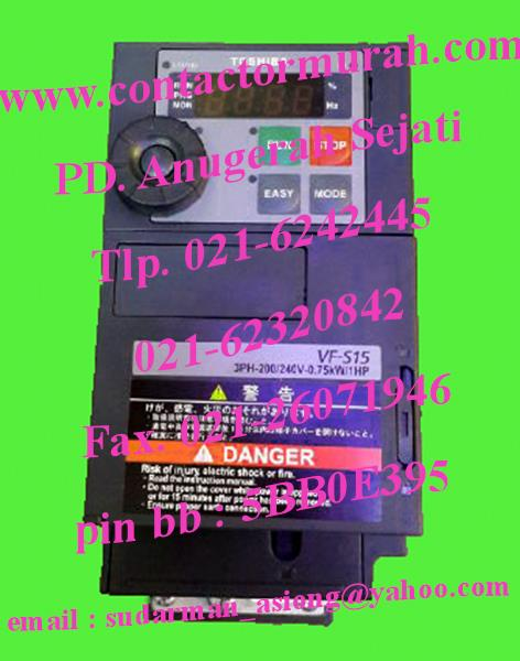 Sell Inverter Toshiba Vfs 15 0 75kw From Indonesia By Pd