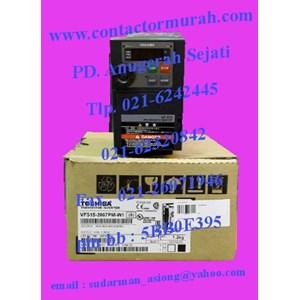 tipe VFS-15 toshiba inverter 0.75kW