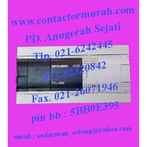 mitsubishi plc tipe FX3G-60MR