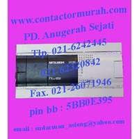 Jual FX3G-60MR mitsubishi plc 220V 2