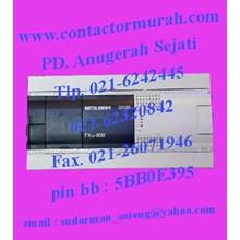 plc tipe FX3G-60MR 220V mitsubishi