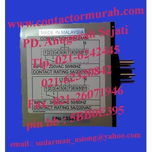 under over voltage relay MX 200A mikro