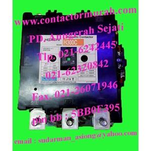 kontaktor magnetik tipe H300C 350A hitachi