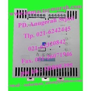 kontaktor magnetik tipe 3RW4074-6BB34 280A siemens
