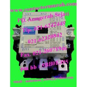 mitsubishi S-N80 kontaktor magnetik