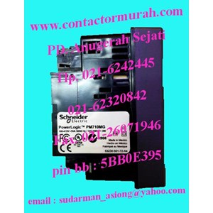 schneider power logic tipe PM710MG 5A