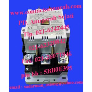 kontaktor magnetik Teco tipe CN-125