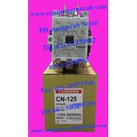 Distributor Teco tipe CN-125 kontaktor magnetik 3