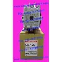 kontaktor magnetik tipe CN-125 Teco 150A 1