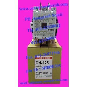 kontaktor magnetik tipe CN-125 Teco 150A