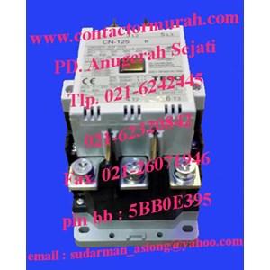 Teco kontaktor mangetik tipe CN-125 150A