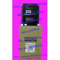 inverter tipe WJ200N-022HFC hitachi 2.2kW 1