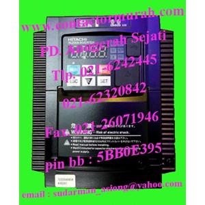 inverter tipe WJ200N-022HFC 2.2kW hitachi
