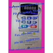 VFD022B43B inverter Delta