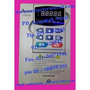 inverter tipe VFD022B43B 5.5A Delta